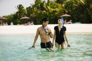 Maldives-honeymoon-dive