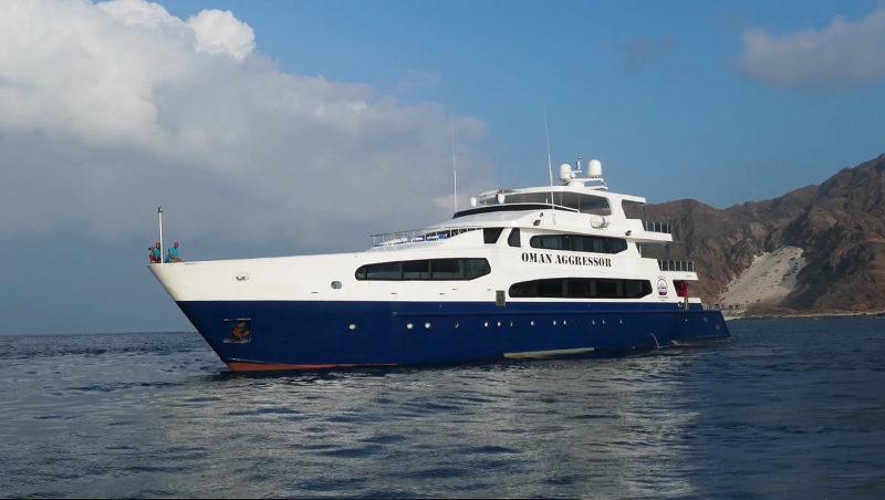 Oman-Aggressor-Yacht