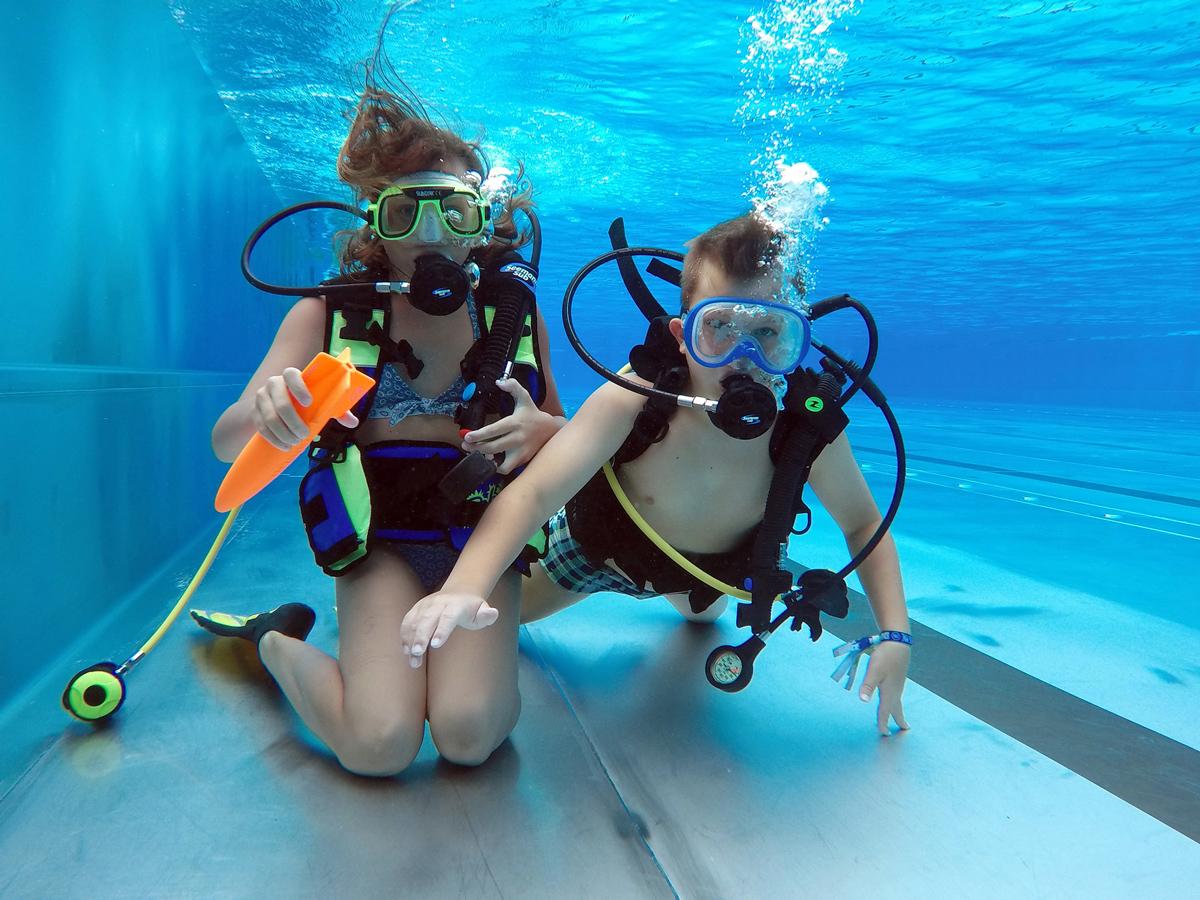kids-diving