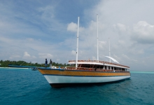 Maldives, Nautilus Two Liveaboard