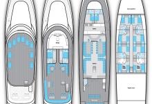 Sudan, Dolce Vita floor plan