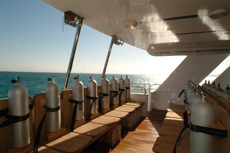 vita kistbord ~ dolce vita liveaboard diving egypt
