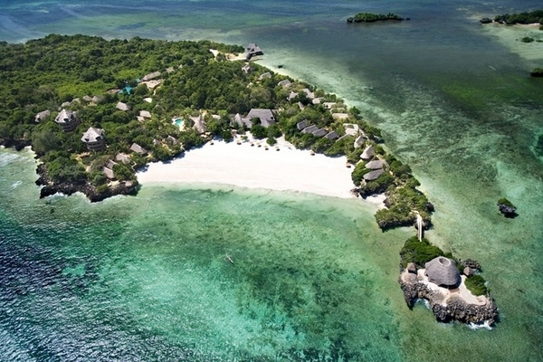 Hotels in diani: The Sands Chale Island