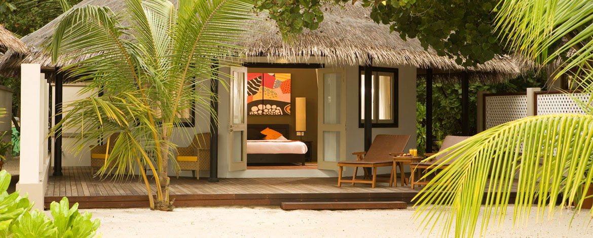 Hotels in maldives  : Angsana Resort Velavaru