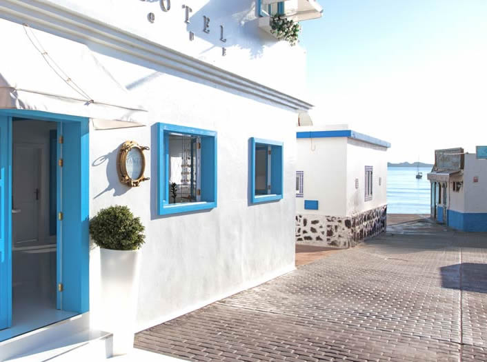 Hotels in fuertaventura  : Corralejo Boutique