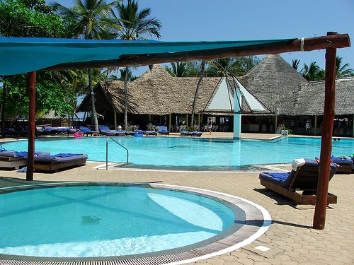 Hotels in watamu: Turtle Bay Beach Resort