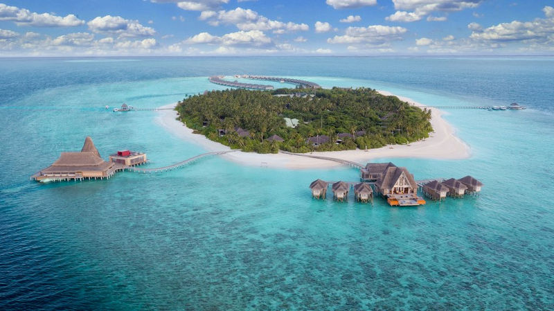 Hotels in maldives  : Anantara Kihavah