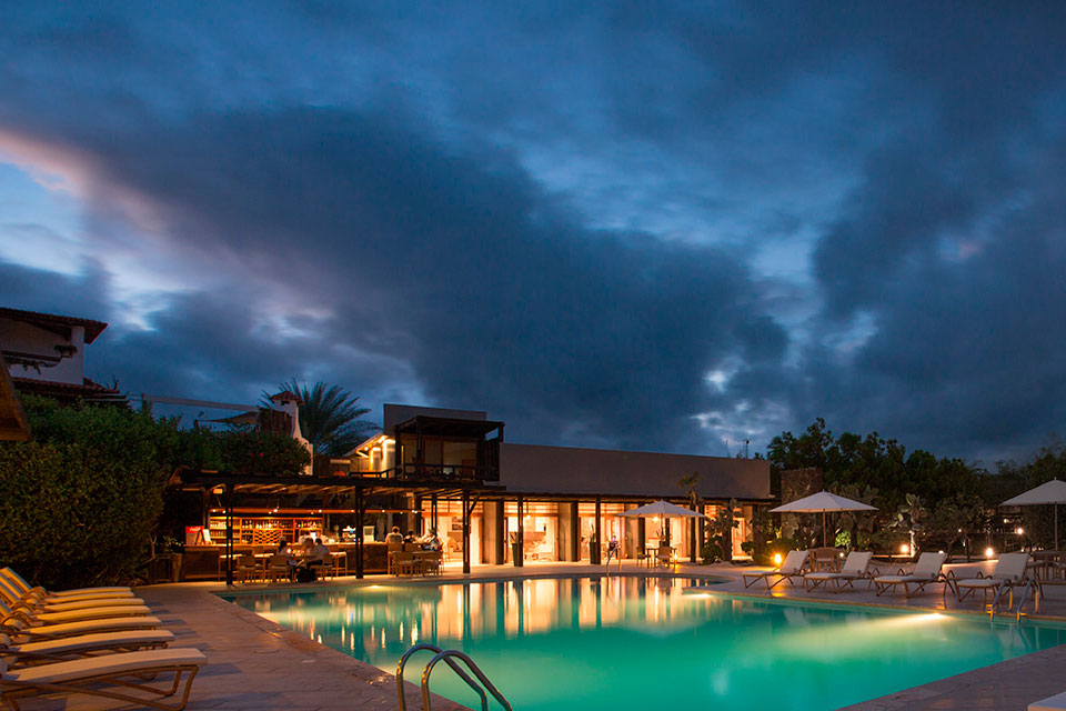 Hotels in galapagos islands  : Finch Bay Eco Hotel