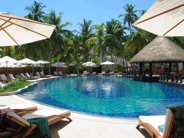 Hotels in maldives  : Bandos Resort