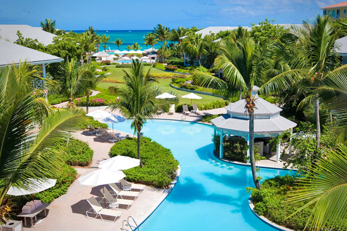 Hotels in providenciales  : Ocean Club