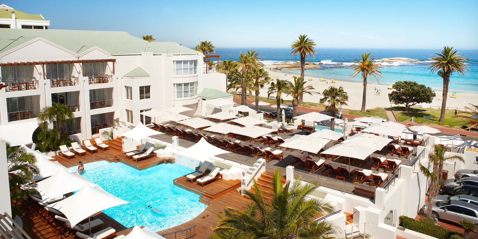 Hotels in cape town  : The Bay Hotel
