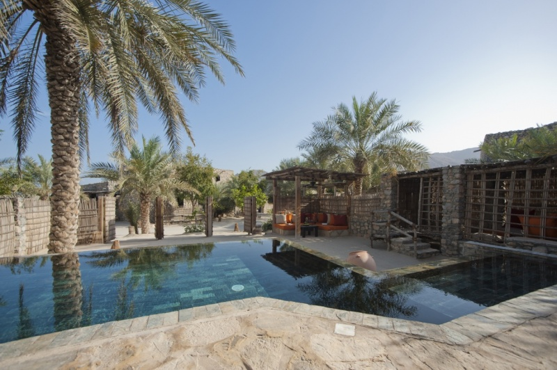 Hotels in musandam: Six Senses Resort Zighy Bay