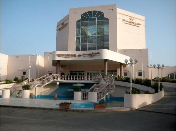 Hotels in salalah: Crowne Plaza Resort