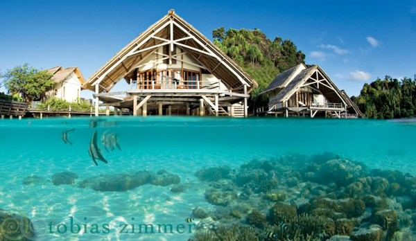 Hotels in papua: Misool Eco Resort