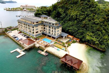 Hotels in palau: Sea Passion Hotel