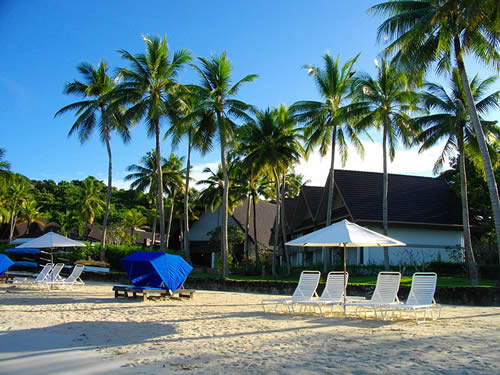 Hotels in palau  : Palau Pacific Resort