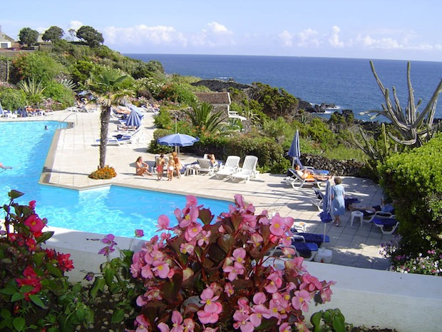 Hotels in the azores (sao miguel)  : Hotel Caloura