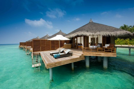 Hotels in maldives: Kuramathi Resort