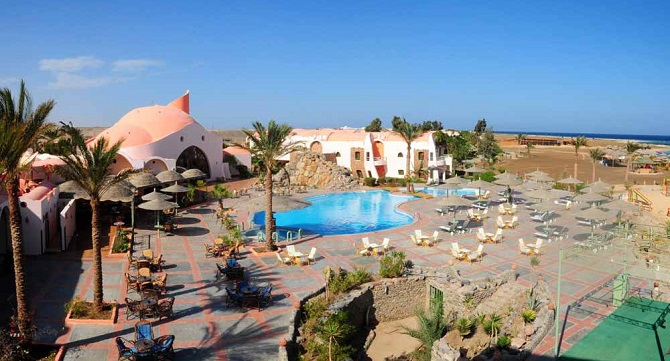 Hotels in marsa alam  : Shams Alam Hotel
