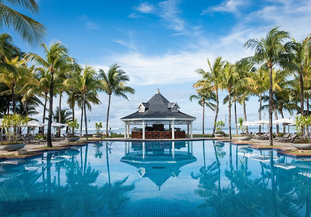 Hotels in mauritius island  : Heritage Le Telfair