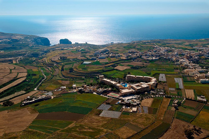 Hotels in gozo  : Kempinski San Lawrenz