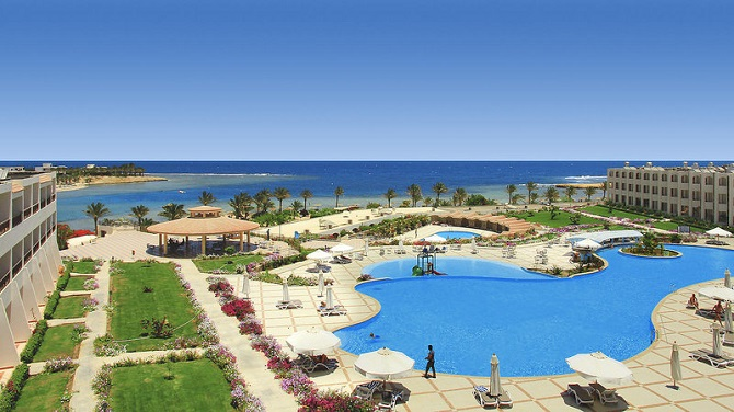 Hotels in marsa alam  : Brayka Bay Resort