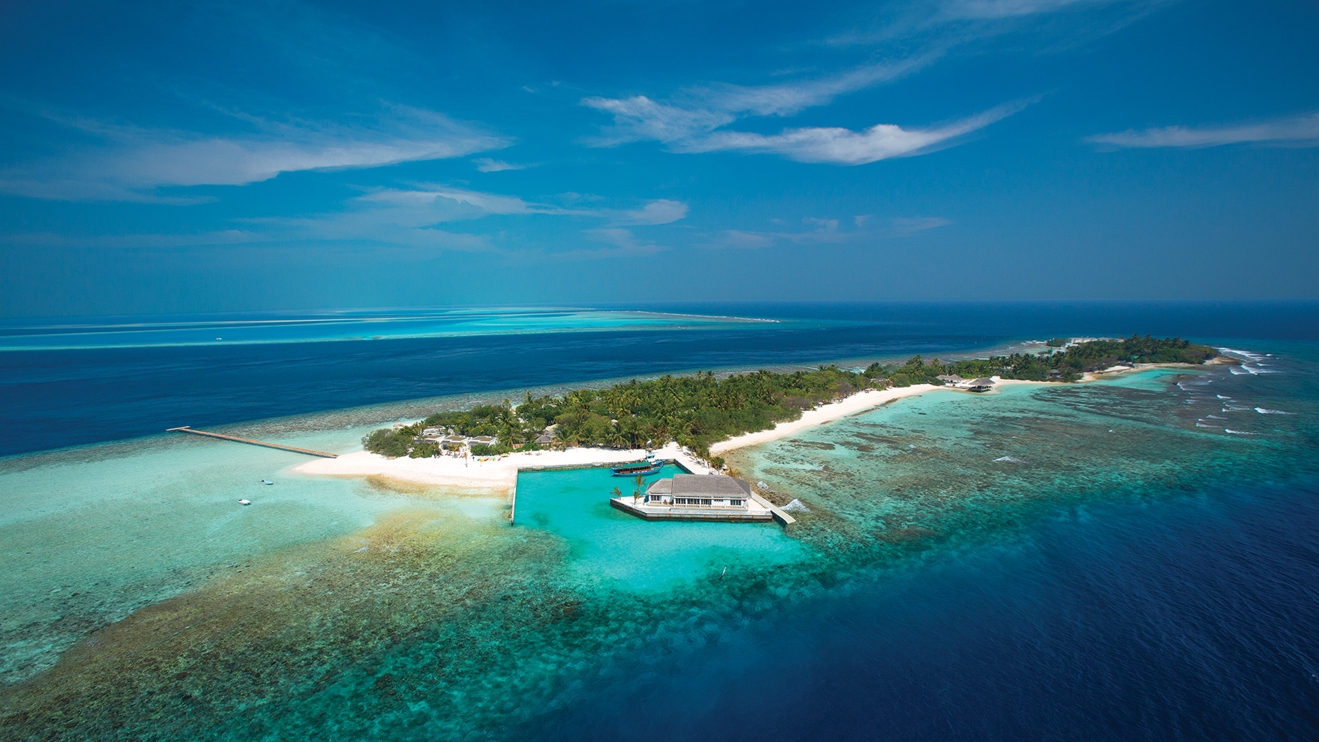 Hotels in maldives  : OBLU by Atmosphere at Helengeli