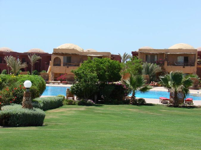Hotels in marsa alam  : Kahramana Resort