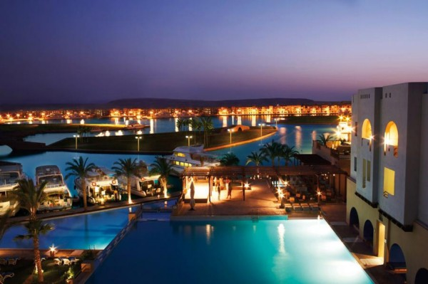 Hotels in marsa alam  : Marina Lodge