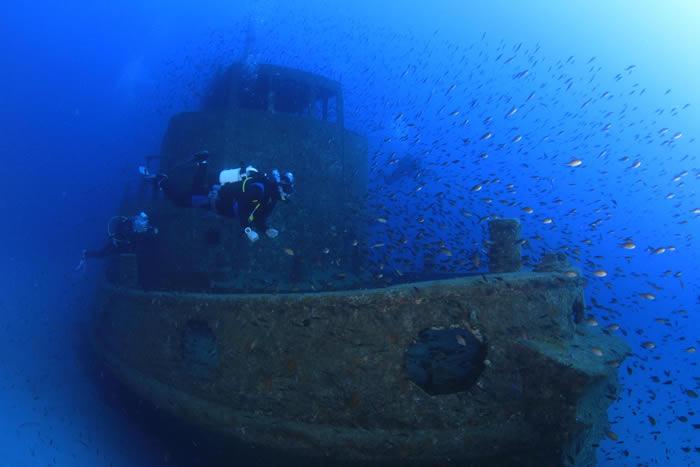 Dive centre xlendi bay gozo for Gozo dive centres