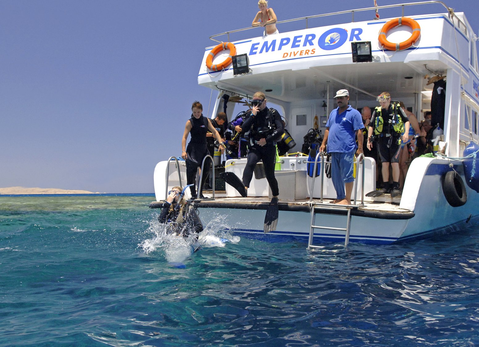 Dive centre emperor divers naama bay sharm el sheikh for Dive centres