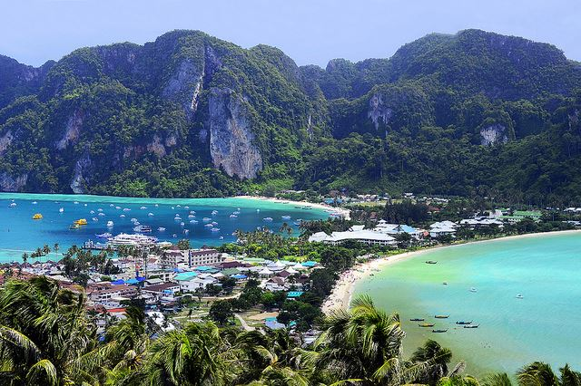 Phi Phi Island Scuba Diving Holidays