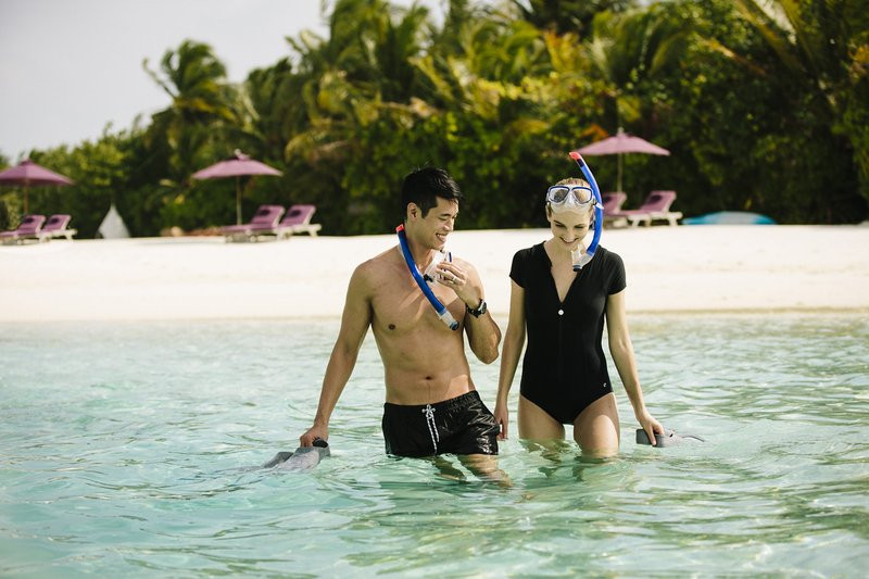 Maldives-honeymoon-dive