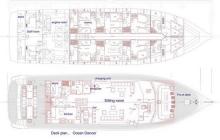 Maldives, Ocean Divine floor plan