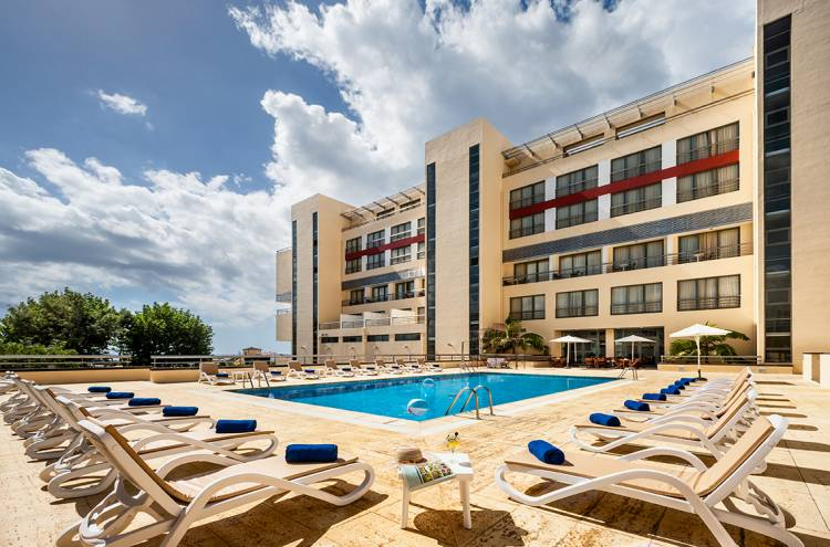 Hotels in the azores (sao miguel)  : San Miguel Park Hotel