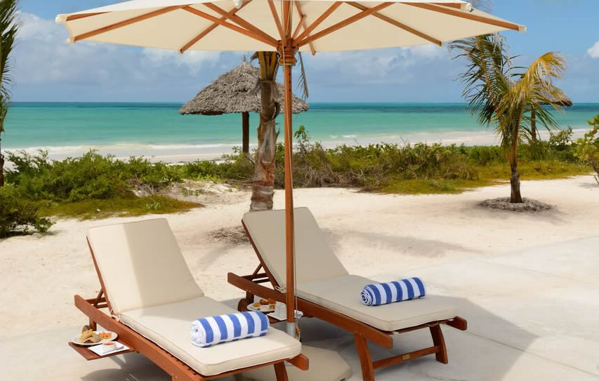 Hotels in zanzibar  : Kisiwa on the Beach, Paje