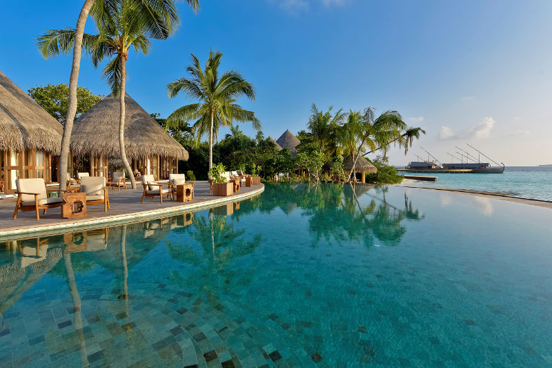 Hotels in maldives  : Milaidhoo