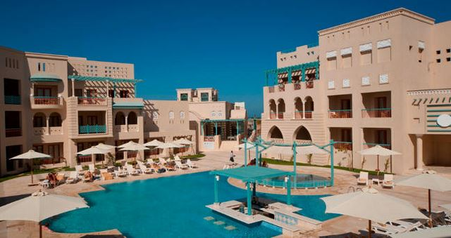 Hotels in el gouna  : Hotel Mosaique
