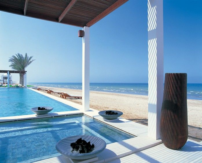 Hotels in muscat and mussanah  : The Chedi