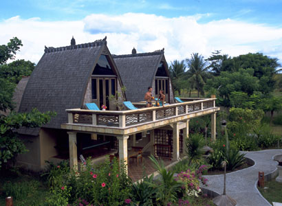 Hotels in gili islands and lombok  : Hotel Vila Ombak
