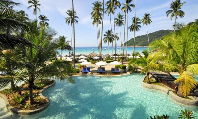 Hotels in peninsula malaysia  : Taaras Beach & Spa Resort