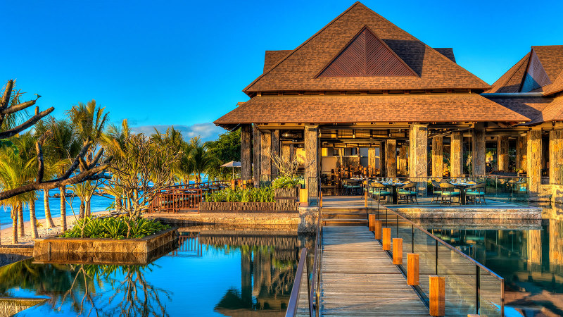Hotels in mauritius island  : The Westin Turtle Bay Resort & Spa