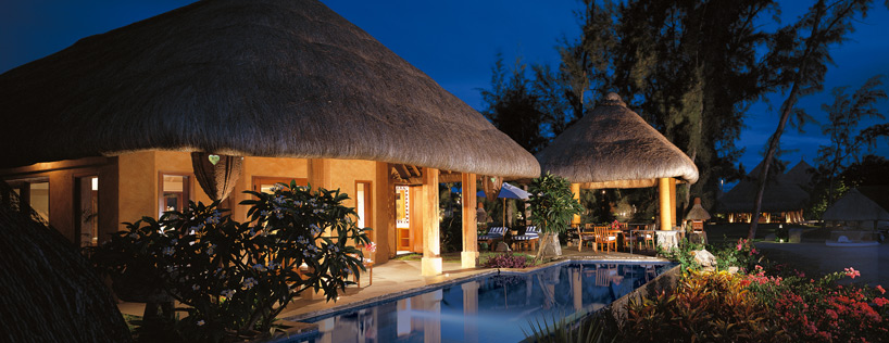 Hotels in mauritius island  : The Oberoi Hotel and Resort