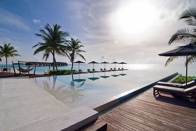 Hotels in maldives  : LUX South Ari Atoll