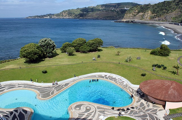 Hotels in the azores (sao miguel)  : Hotel Bahia Palace